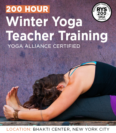 Winter Yoga Teacher Training 2021 Bhakticenter Org